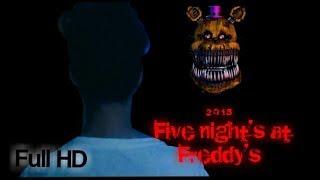 Five night's at Freddy's Movie (2018) Пять ночей с Фредди официальный фильм фнаф 2018