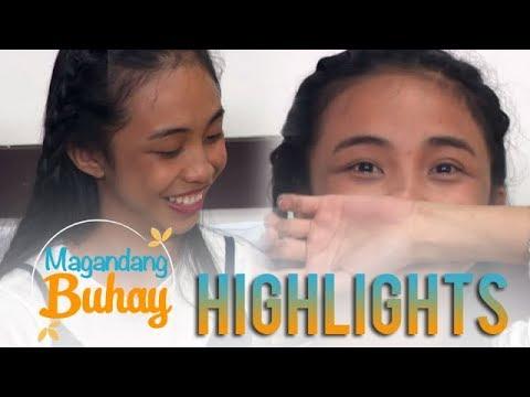 Magandang Buhay: Maymay receives a letter