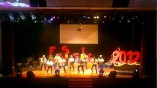 Love on Top - Beyonce (Live in UPM) 30/03/2012