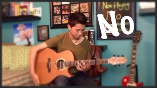 Meghan Trainor -  No - Cover (fingerstyle guitar)