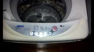 disable the security switch in an lg washing machine