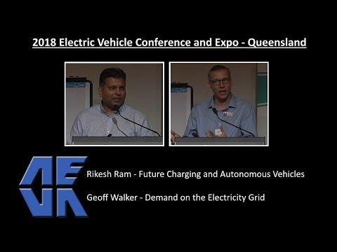 AEVA EV Expo 2018 #5 Rikesh Ram & Geoff Walker