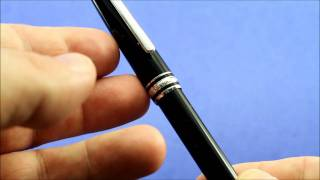 Review of the Montblanc Meisterstuck Ballpoint Pen