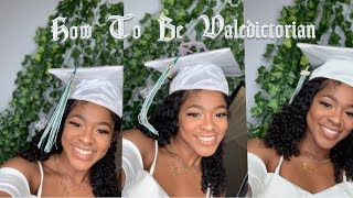 How To Be Valedictorian Of Your High School | Pey'ton