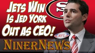 Jets beat 49ers in OT 23-17 - Jed York Gone? - Week 14 Wrap Up - NinerNews