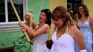 Кричалка невест. Шебекино