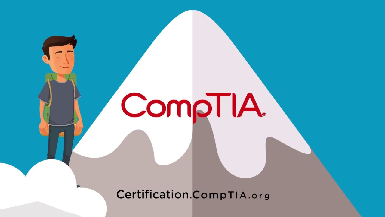 Reach Your It Career Goals With Comptia Certifications Youtube