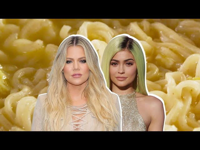 Khloé Kardashian Vs. Kylie Jenner: Whose Ramen Is Better?