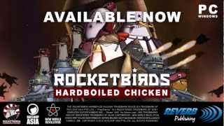 Rocketbirds Hardboiled Chicken Official Launch Trailer