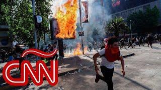 Protestas en Chile: ¿son el costo de vida y la desigualdad la causa?