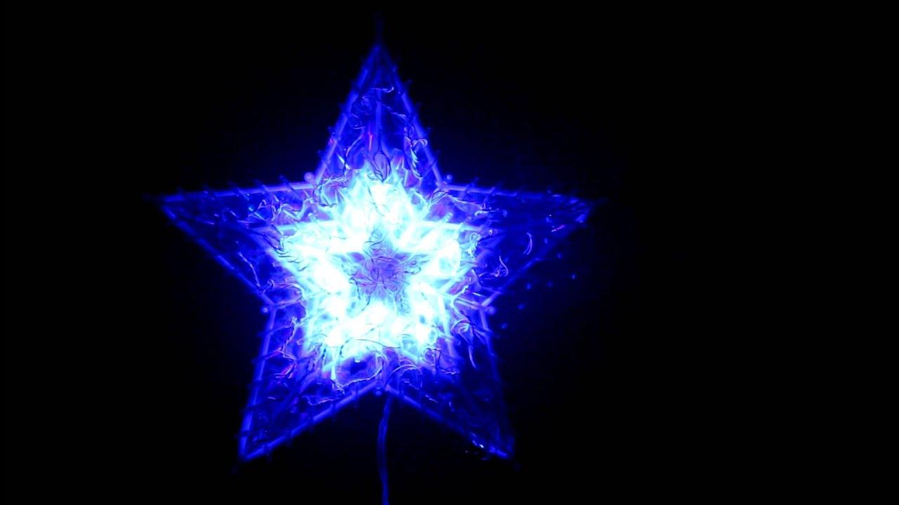 51cm 120 Led Christmas Star Lights 3