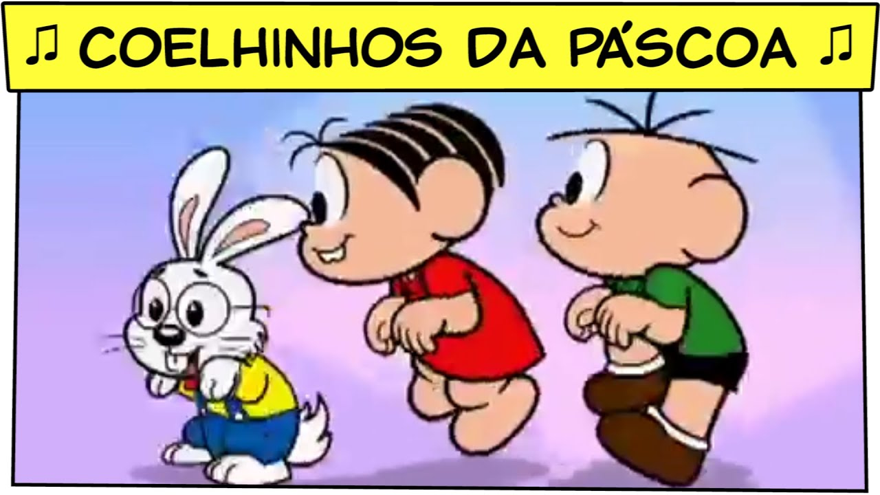 Coelhinhos Da Páscoa ♫ (música Do Especial De Páscoa