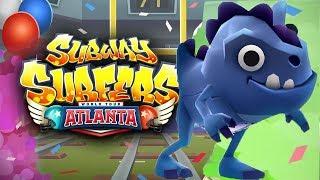 Subway Surfers Atlanta Android Gameplay