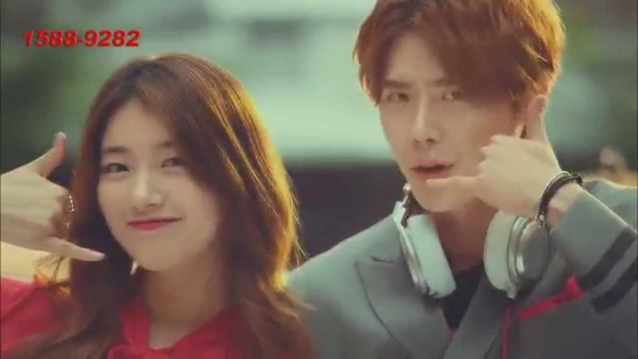 이종석 수지 비비큐(Leejongsuk Suzy BBQ)달링허니송 & CF