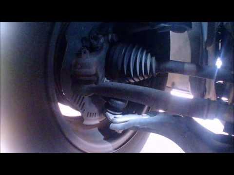 autofix.com.au - Driveshaft / C.V. Joint Movement on a Front Wheel Drive Vehicle