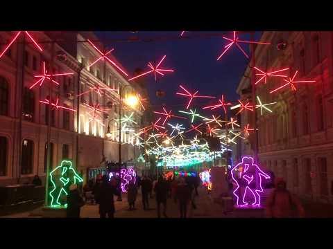 Новогодняя Москва | Christmas Moscow