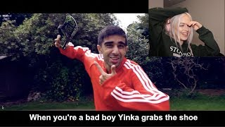 One of Kirsty Austin's most viewed videos: Reacting to Vikkstar123-  THE END - SIDEMEN DISS TRACK REPLY