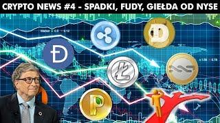 CRYPTO NEWS 4 SPADKI GATES I BUFFET ETHOS AIRDROPS CONSENSUS NYSE ODPALA GIEŁDĘ KRYPTOWALUT
