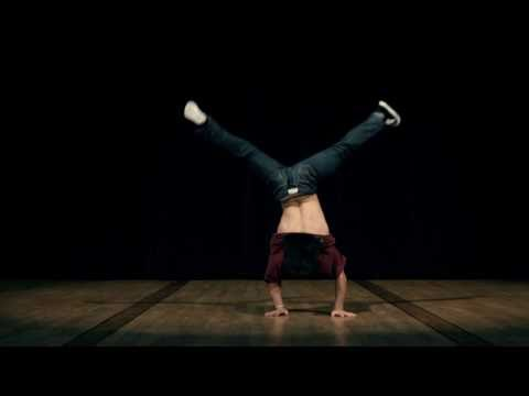 South Korean Slow Motion Break Dancing - Video