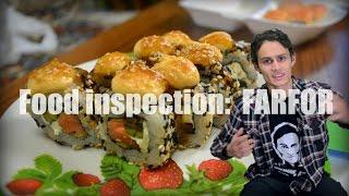 ФАРФОР [6# Food inspection]