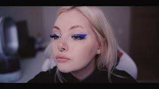 Делаю макияж и отвечаю на вопросы