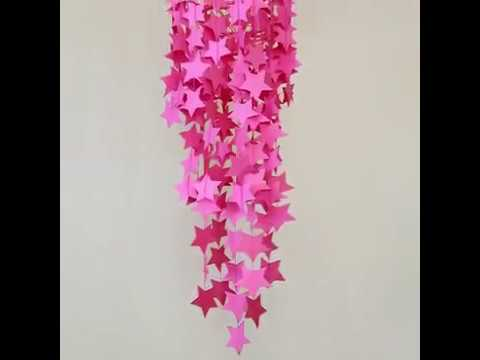 how-to-make-hanging-decorations-from-paper.-simple-steps!-arts-and-crafts-for-adult-and-kids!