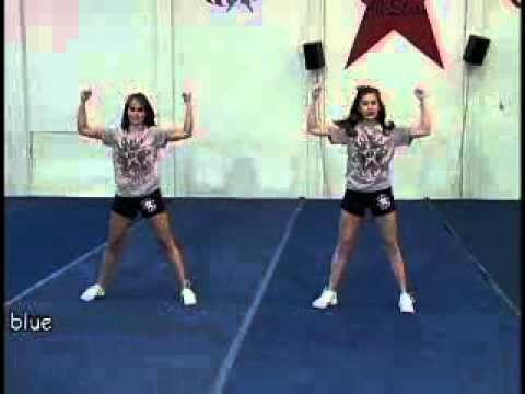 Cheers & Chants DVD, Cheerleading Training Video