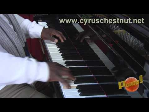 Swing Low, Sweet Chariot. Cyrus Chestnut. Solo Piano