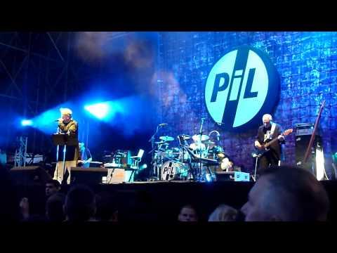PiL Public Image Ltd Albatross live @ Primavera Sound Festival 2011 in Barcelona