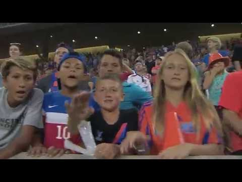 RECAP: FC Cincinnati vs Crystal Palace FC