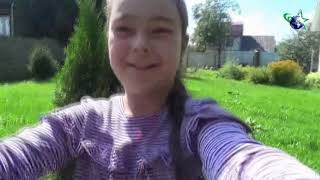 """Съёмки Маши и Зарины Шебзуховой - Передача """"Ребята и Зверята"""""""