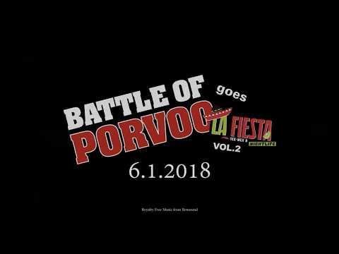 Battle Of Porvoo Goes La Fiesta Vol.2 Teaser