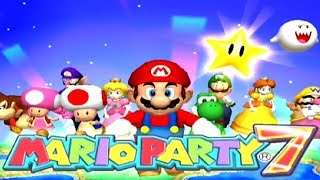 Mario Party 7 – Grand Canal [Part 1]