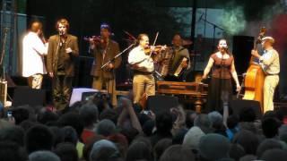 """Csík zenekar és Kiss Tibor (Quimby) - """"Most múlik pontosan"""" (Komárno-Komárom,  2010.5.1.)"""
