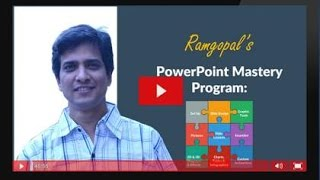 Comprehensive PowerPoint Training Program by Ramgopal