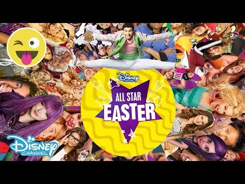 All Star Challenge | 360 Spot the Stars ft. ZOMBIES, Descendants & More | Official Disney Channel UK