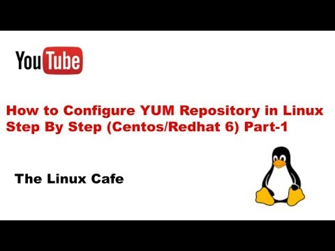 How To Configure YUM Repository In Linux Step By Step (Centos/Redhat 6) Part-1