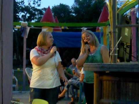 Karaoke at Caswell