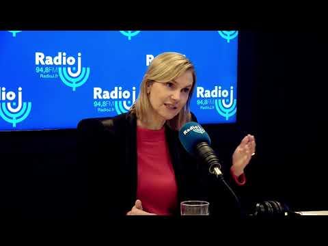 Invité du FORUM RADIO J :  Agnès Pannier-Runacher