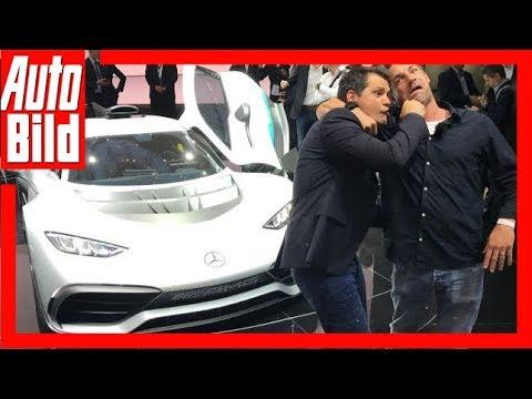 Sportwagen-Battle von Frankfurt (IAA 2017) - Ferrari, Lambo oder Porsche - Wer holt den Stich?