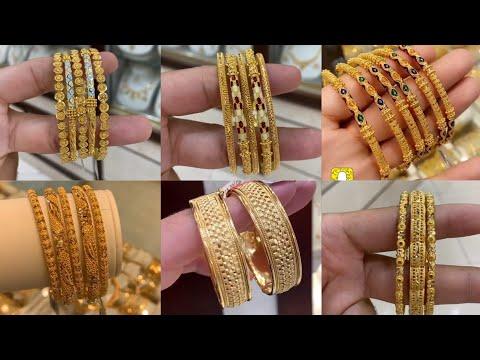 Gold Bangle Design Catalogue 2020 Gold Bangles Designs Latest Bangle Design Youtube,Graphic Design Sacramento