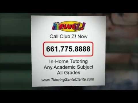 Math Tutor Stevenson Ranch CA In Home Tutoring Service