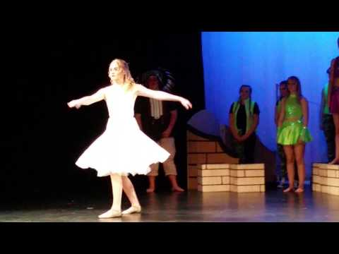 Darling range sports college peter pan 2017 dance