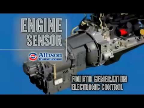Allison Transmission - How it works