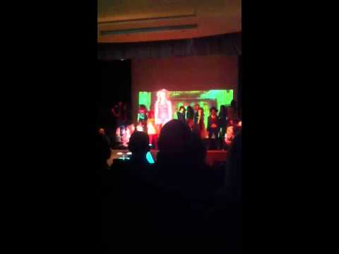 Rebecca Wilson- We will rock you- No-one but you