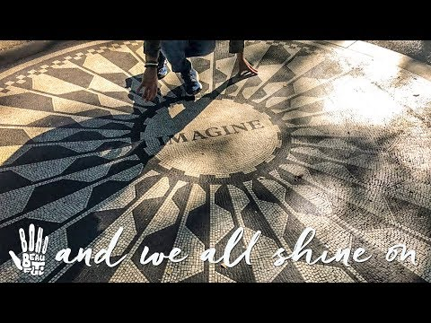 Strawberry Fields Live Stream From Central Park ♥ Full Boho Update