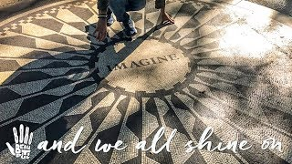 Strawberry Fields Live Stream From Central Park  Full Boho Update