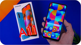 Samsung Galaxy A11 Review | فتح صندوق ومراجعة اي 11