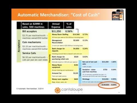 Cashless and Mobile Payments - What are You Missing