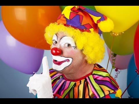 Смешные клоуны для фотошоп - Клоуны - Картинки PNG - Галерейка